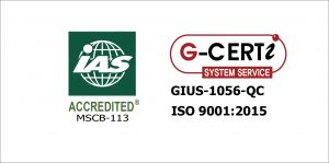 Digicon Corporation is ISO 9001:2015 Certified